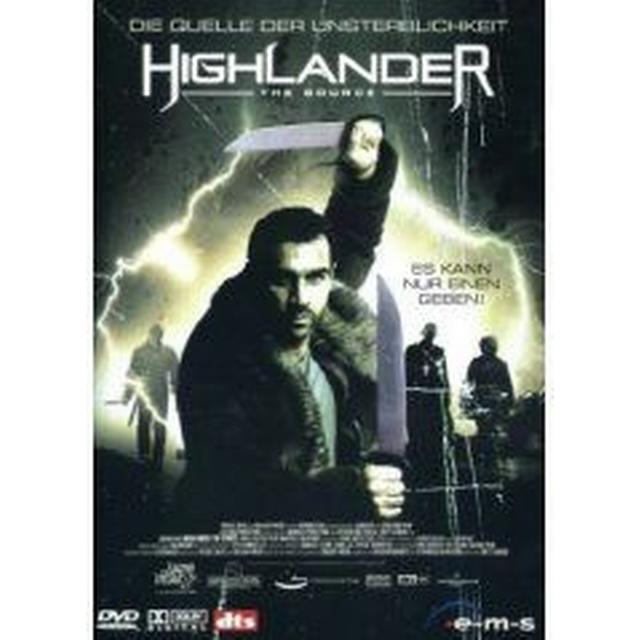 Highlander: The Source - Die Quelle der Unsterblichkeit [DVD]